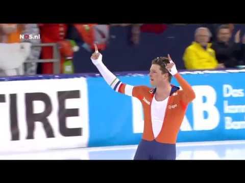 Sven Kramer EK allround 2017 – 5.000m